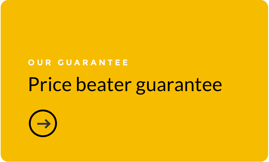 Price beater guarantee.